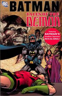 Picture of a book: Batman: Tales Of The Demon
