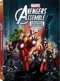 Picture of a TV show: Avengers Assemble