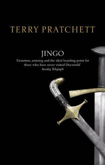 Picture of a book: Jingo