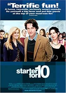 Picture of a movie: Starter For 10