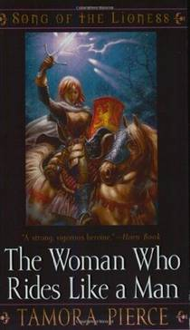 Picture of a book: The Woman Who Rides Like A Man