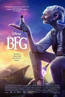 Picture of a movie: The Bfg