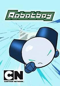 Picture of a TV show: Robotboy