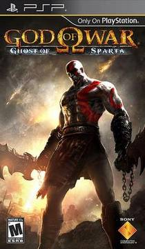 Picture of a game: God Of War: Ghost Of Sparta