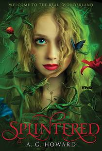 Picture of a book: Splintered