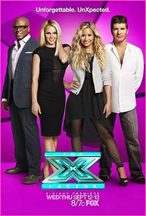 Picture of a TV show: The X Factor