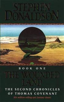 Picture of a book: The Wounded Land