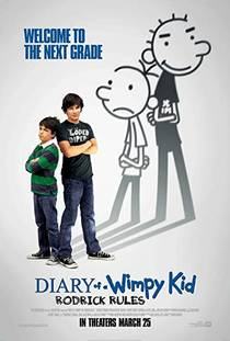 Picture of a movie: Diary Of A Wimpy Kid: Rodrick Rules