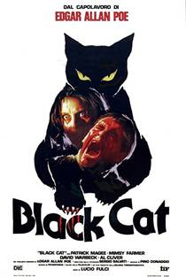 Picture of a movie: The Black Cat
