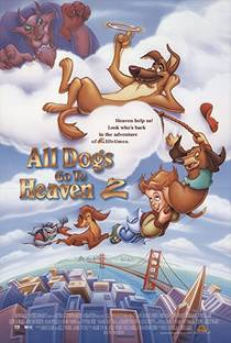 Picture of a movie: All Dogs Go To Heaven 2
