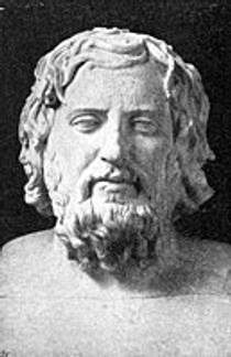 Picture of an author: Xenophon
