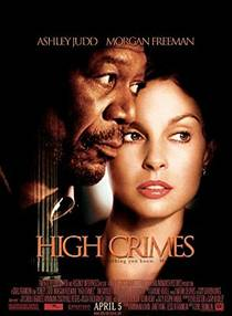 Picture of a movie: High Crimes