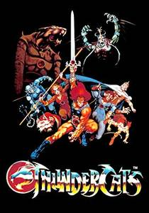 Picture of a TV show: Thundercats