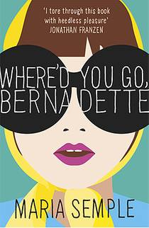 Picture of a book: Where'd You Go, Bernadette
