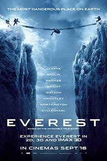 Picture of a movie: Everest