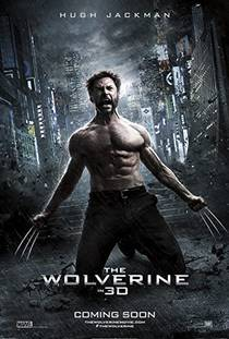 Picture of a movie: The Wolverine