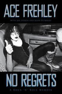 Picture of a book: No Regrets: A Rock 'n' Roll Memoir