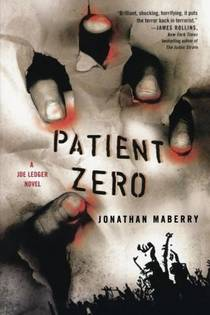 Picture of a book: Patient Zero