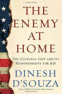 Picture of a book: The Enemy at Home: The Cultural Left and Its Responsibility for 9/11
