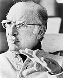 Picture of an author: Bernard Malamud