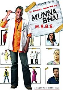Picture of a movie: Munna Bhai M.B.B.S.