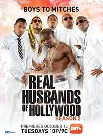 Picture of a TV show: Real Husbands Of Hollywood