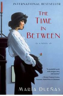 Picture of a book: The Time In Between