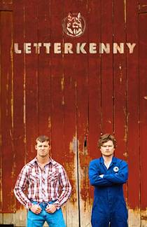 Picture of a TV show: Letterkenny