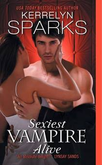 Picture of a book: Sexiest Vampire Alive