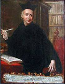 Picture of an author: Baltasar Gracián
