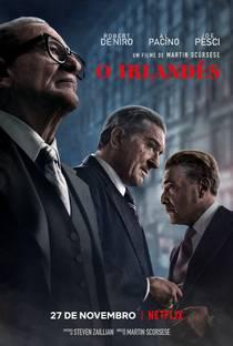 Picture of a movie: The Irishman