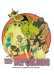 Picture of a TV show: The Herculoids