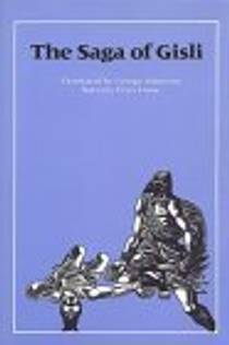 Picture of a book: The Saga of Gisli the Outlaw