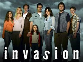 Picture of a TV show: Invasion