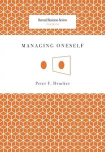 Picture of a book: Managing Oneself