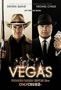 Picture of a TV show: Vegas