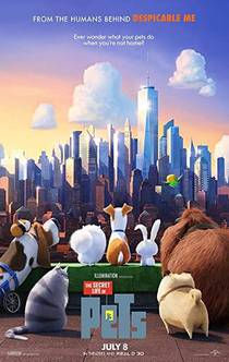 Picture of a movie: The Secret Life Of Pets