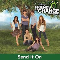 Picture of a band or musician: Disney's Friends For Change