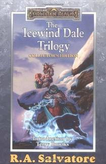 Picture of a book: The Icewind Dale Trilogy Collector's Edition