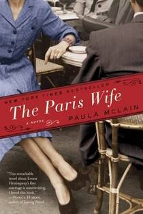 Picture of a book: The Paris Wife