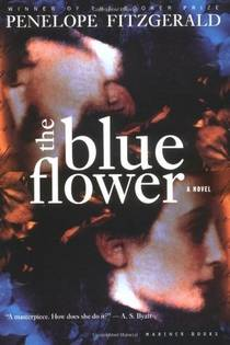 Picture of a book: The Blue Flower