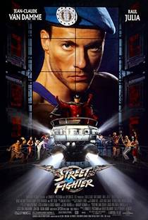 Picture of a movie: Street Fighter