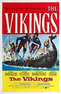 Picture of a movie: The Vikings