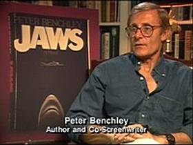 Picture of an author: Peter Benchley