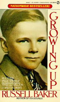 Picture of a book: Growing Up