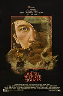 Picture of a movie: Young Sherlock Holmes