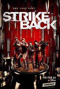 Picture of a TV show: Strike Back