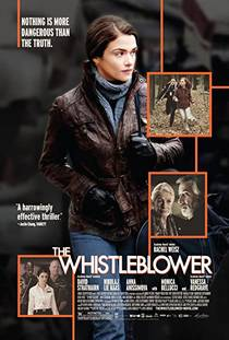 Picture of a movie: The Whistleblower