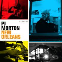 Picture of a band or musician: Pj Morton