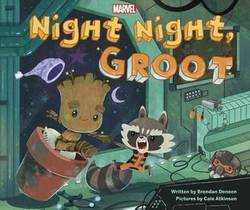 Picture of a book: Night Night, Groot